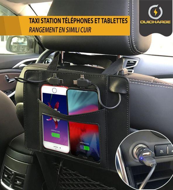 Taxi-station-pour-recharge-téléphones-et-tablettes