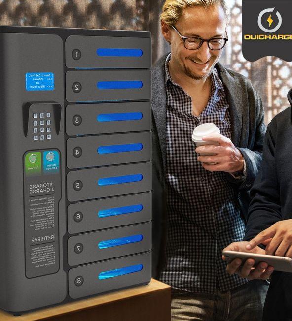 installation-station-rechargement-telephones-hotel