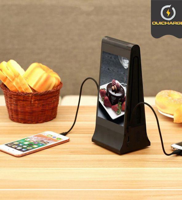 Doji-bank-lcd-station-avec-double-écran-tactile-wifi
